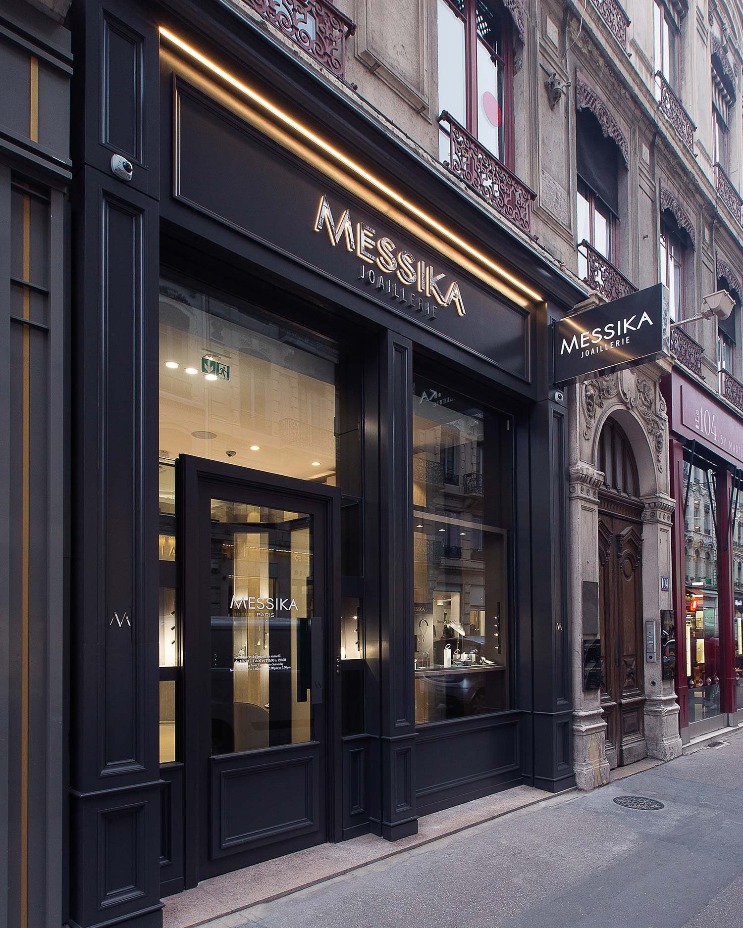 Boutique Messika