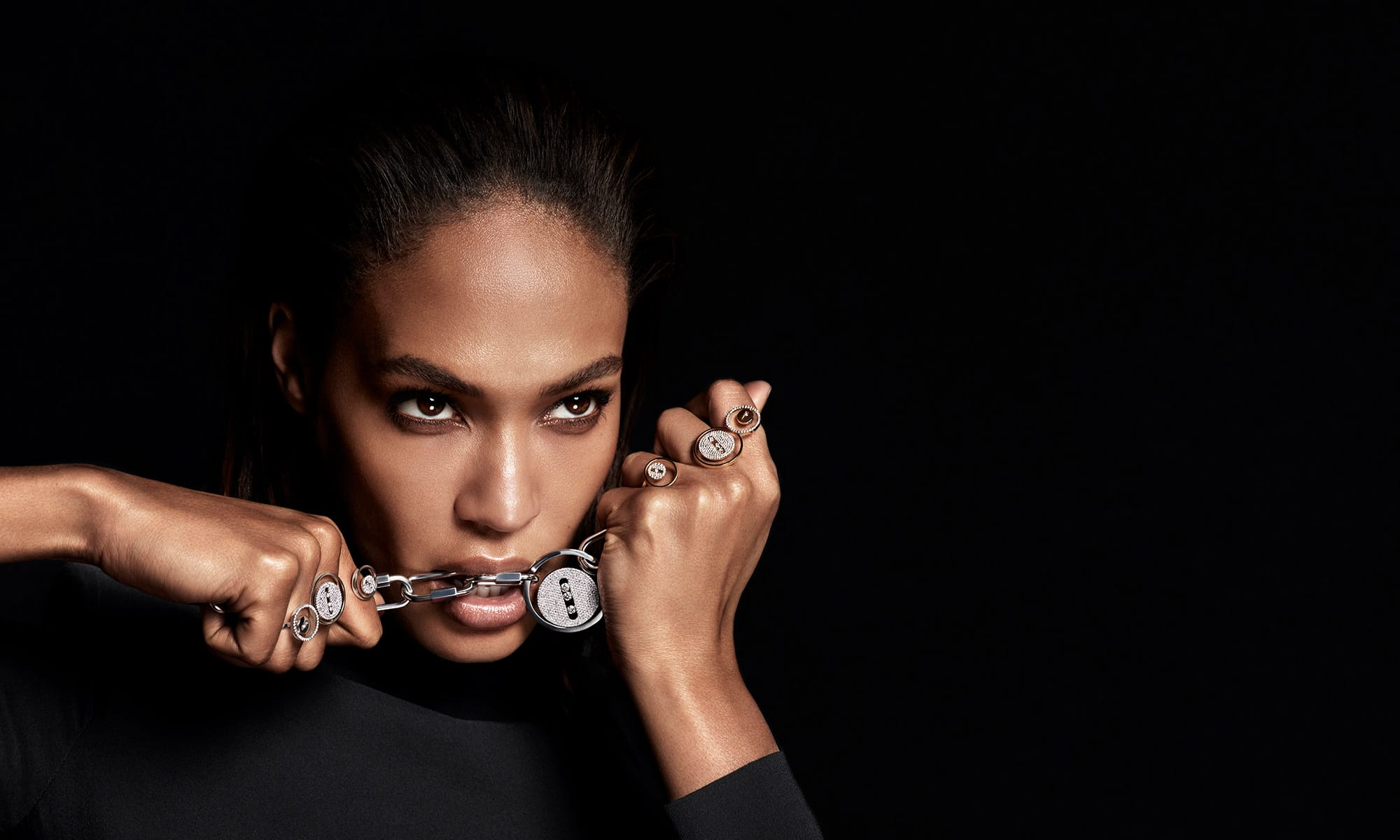 Joan Smalls Interview